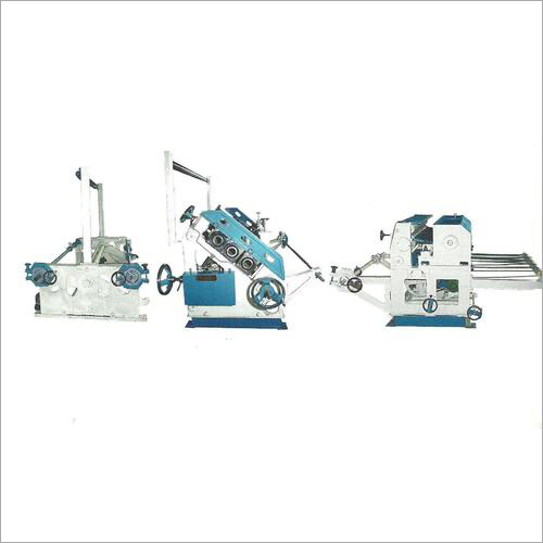 Two Ply Combined Paper Corrugated Board Making Machine