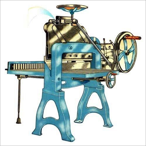 Hand Operated Paper Cutting Machine