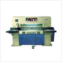Programmatic Hydraulic Paper Cutting Machine