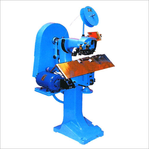 Power Driven Book Loop Stitching Machine