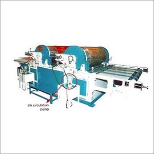 Double Colour Flexo Printing Machine