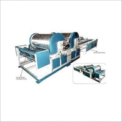 Automatic  Double Colour Flexo Printing Machine