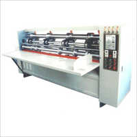 Thin Blade Scoring Slitter Machine