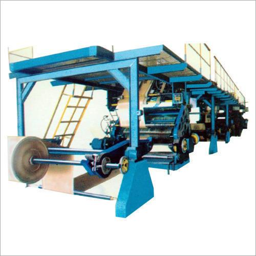 Corrugated Card Making Machine