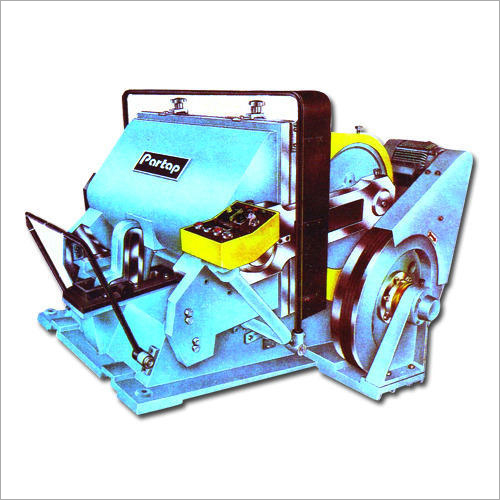 Heavy Duty Die Paper Cutting Machine