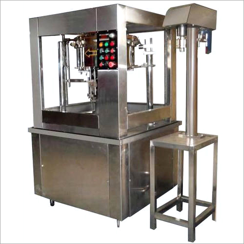 Semi Automatic Soft Drink Filling Machine