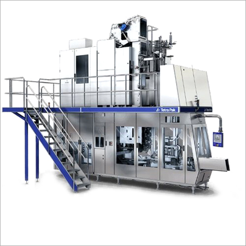 Fully Automatic Tetra Pack Fruit Juice Filling Machine