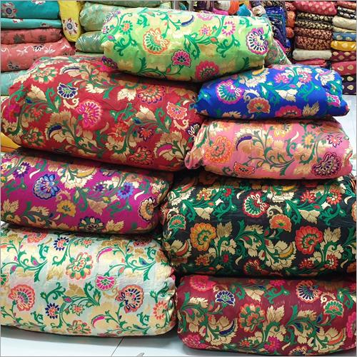 Jamyavar Jacquard Fabric
