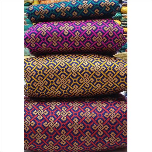 Reverse Jacquard Fabric