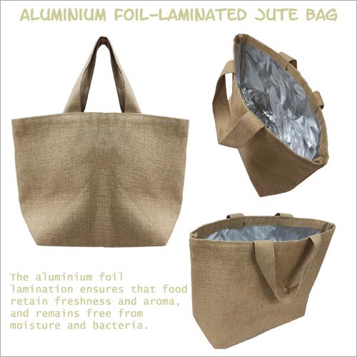 Aluminium Foil Laminated Jute Bag