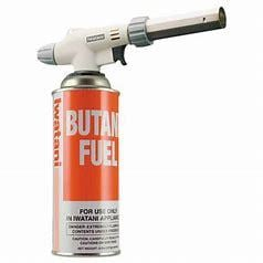 IWATANI Butane Gas Commercial Blow Torch for Baking