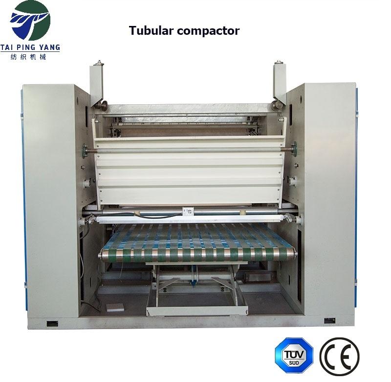 Tubular Fabric Calendering Machine