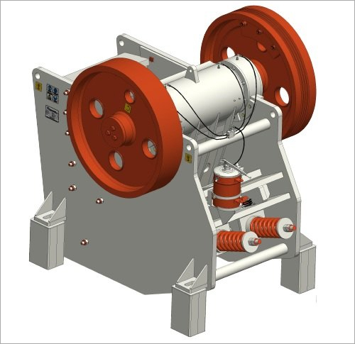 Single Toggle Jaw Crusher 3628