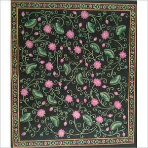 Home Decor Cloth Embossed Painting