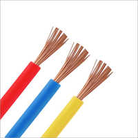 PVC Multi Strand Copper Wires