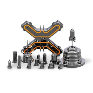 Injection Molding Hot Runner System