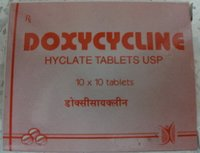 Doxycycline Hyclate Tablet Usp