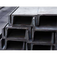 Steel Channels for Heavy Machine Industries
