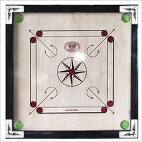 Indoor Carrom Board