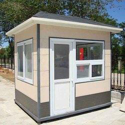 PUF Toll Booth Cabin
