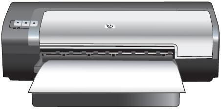 HP Officejet K7100 Printer Series