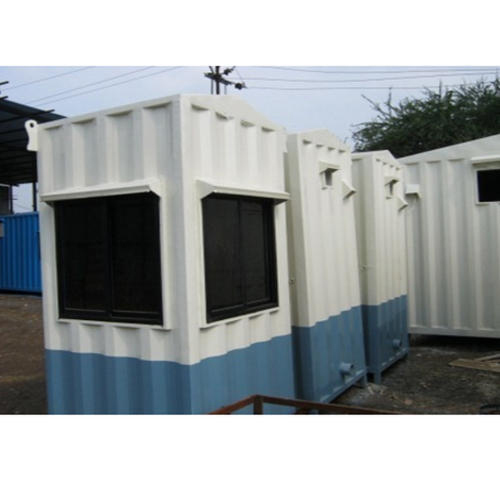 Portable Office Security Cabin