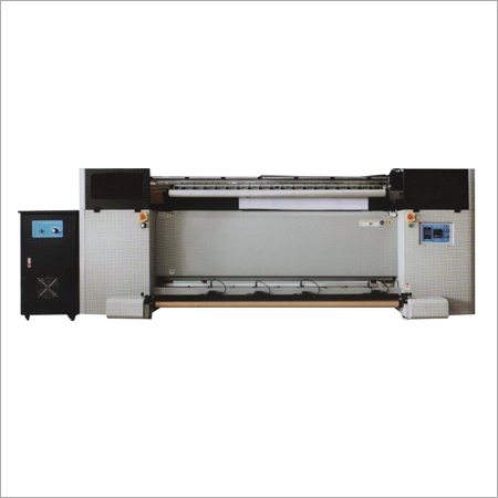 OJ 2000T Textile Flag Printer