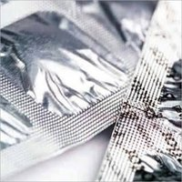 Silver Aluminium Blister Packaging