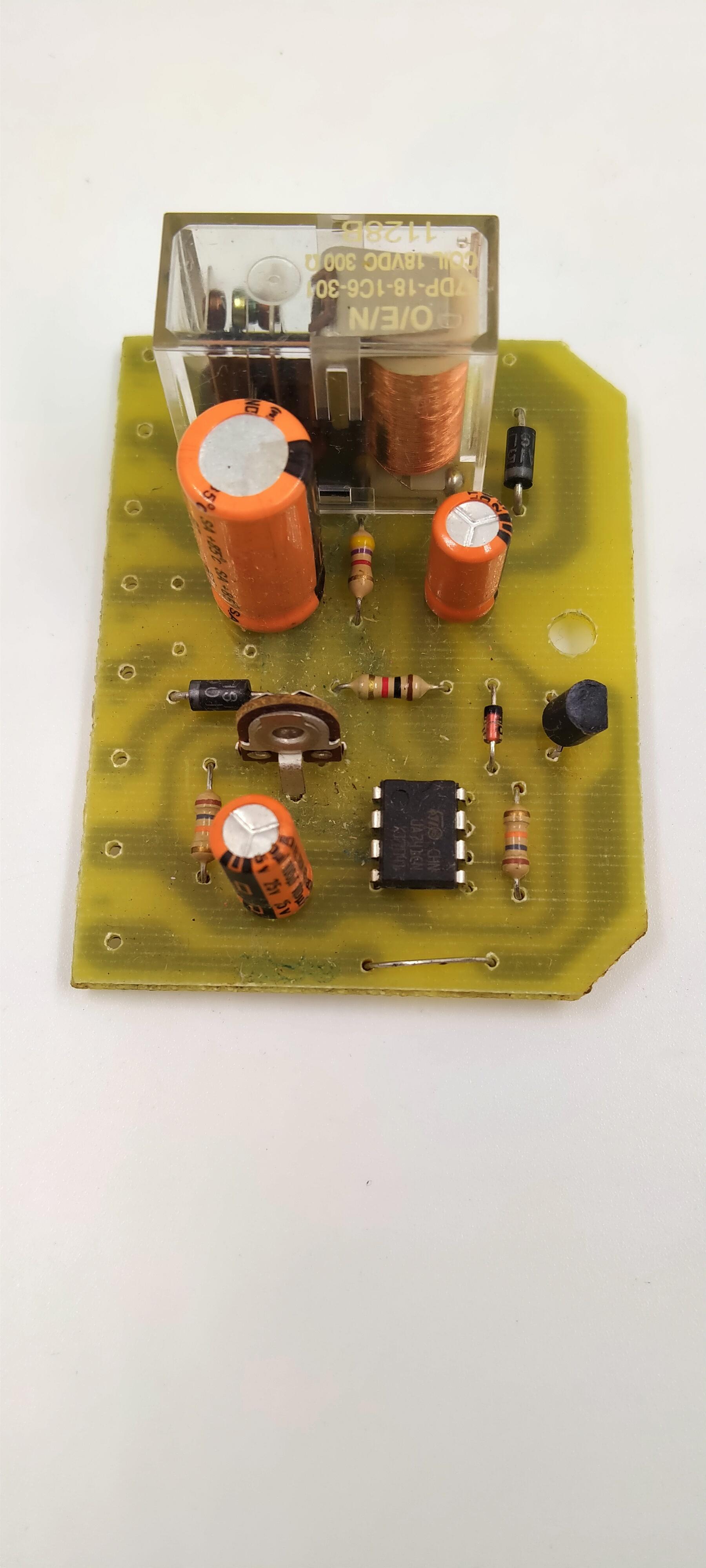 PCB Assembly SPS-FS107