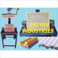 Manual Chalk Making Machine