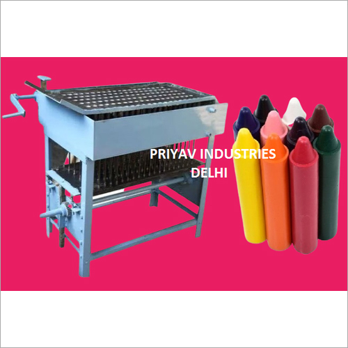 Wax Crayons Making Machines
