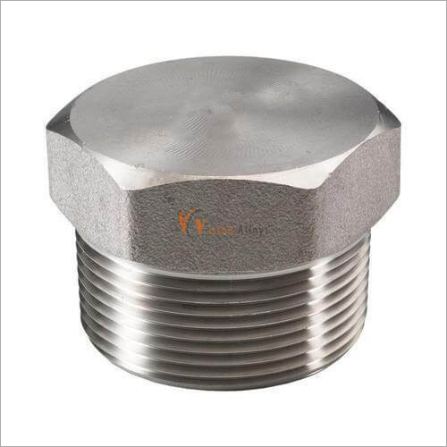 Stainless Steel Hex Head Plug