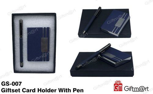 Giftset Cardholder With Pen