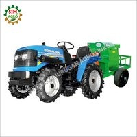 Mini Tractor Mobile Shredder Machine