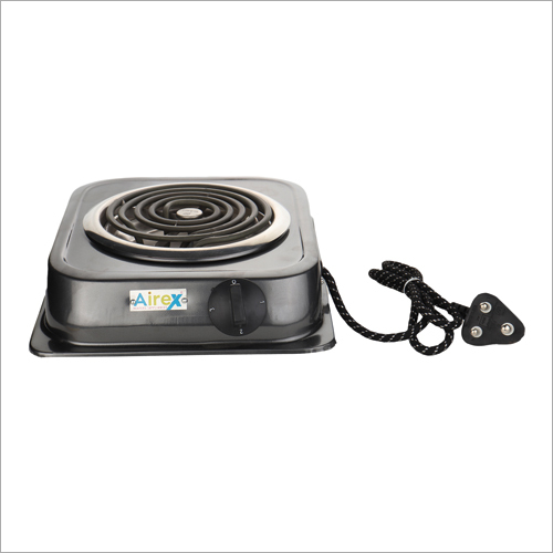 Electric cooking Hot Plate Powder Coated Coil Type