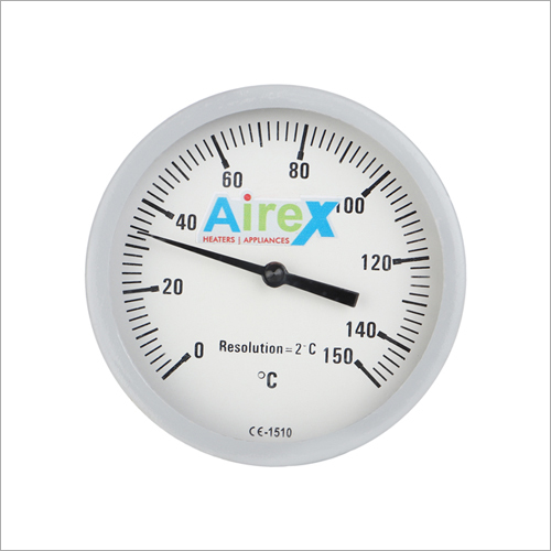 Analog Temperature Dial Meter