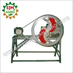 Roller Chaff Cutter Machine