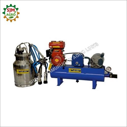 Plaster Milking Machine