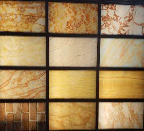 Faux Alabaster / Marble  Lighting translucent sheets