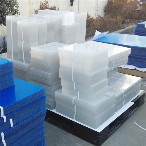 Polystyrene Sheet Clear white and other colors
