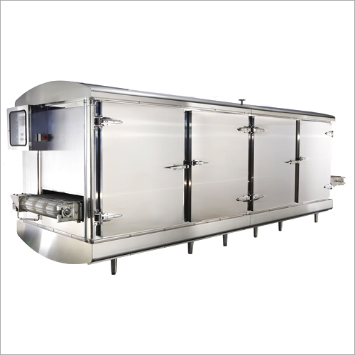 Ultra Low Temperature Tunnel Freezer