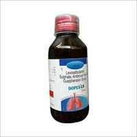 Levosalbutamol Sulphate Ambroxol Hydrochloride And Guaiphenesin Syrup