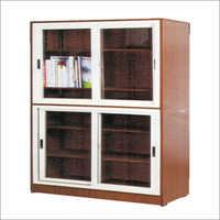 Library Cabinet Bookshelf