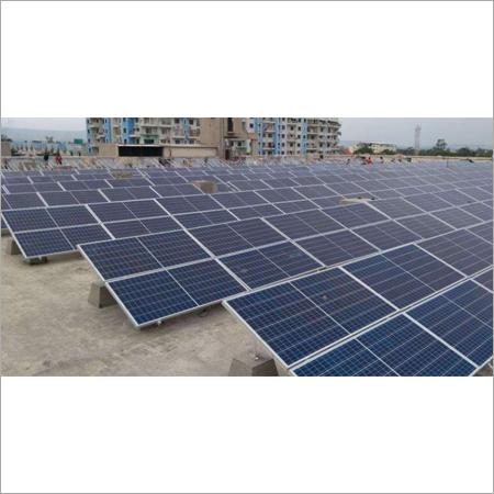 Flat RCC Roof top MMS Modules in Landscape orientation
