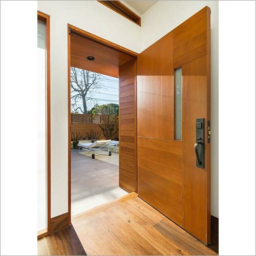 Modular Wooden Door Work Service