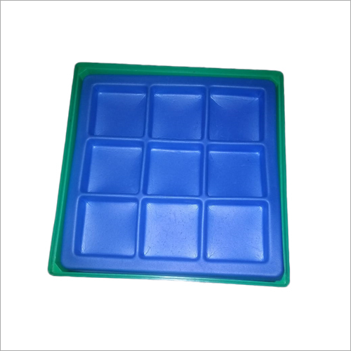 PVC Chocolate Blister Packaging Tray