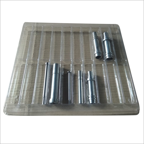Turned Part PVC Packaging Tray