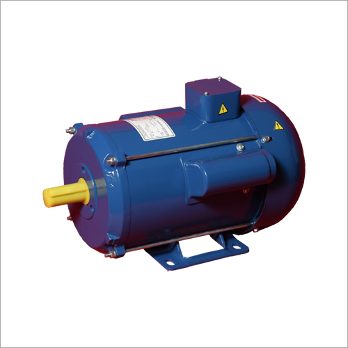 High Torque 1 Phase Induction Motor For Chaff Cutter
