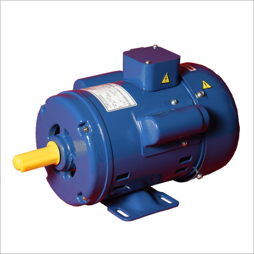 Wide Voltage Protector 1 Phase  Induction Motor For Milking Machine