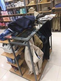 Garment Wall Display Rack